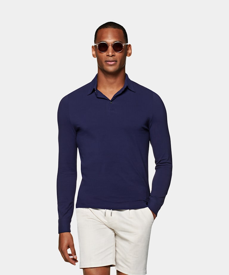 Men's Polos | Suitsupply Online Store