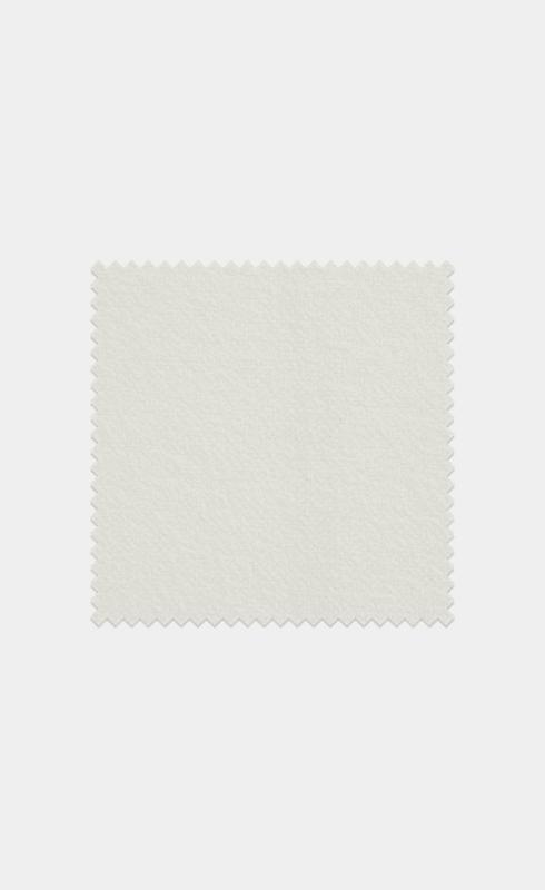 White Egyptian Cotton Flannel