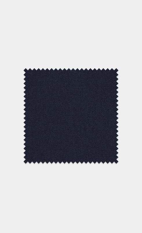 Navy Pure Cotton