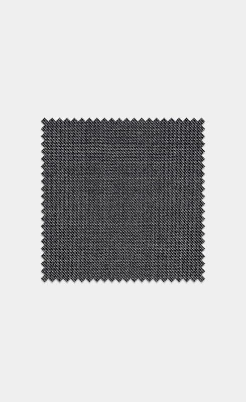 Mid Grey Pure Wool