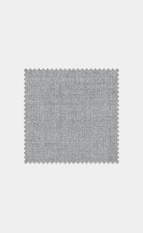 Light Grey Pure Wool