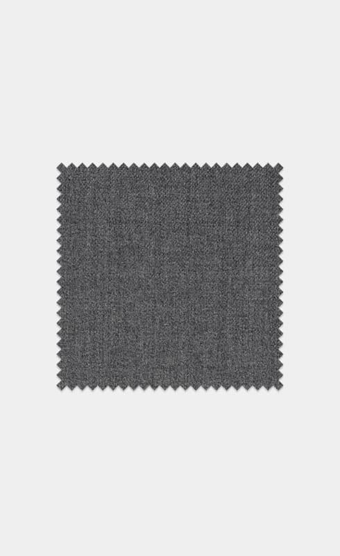 Light Grey Pure Wool S130's