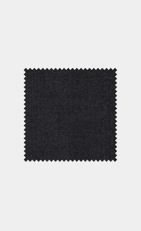 Dark Grey Pure Wool S130's