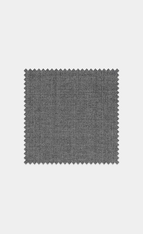 Light Grey Pure Wool S110's