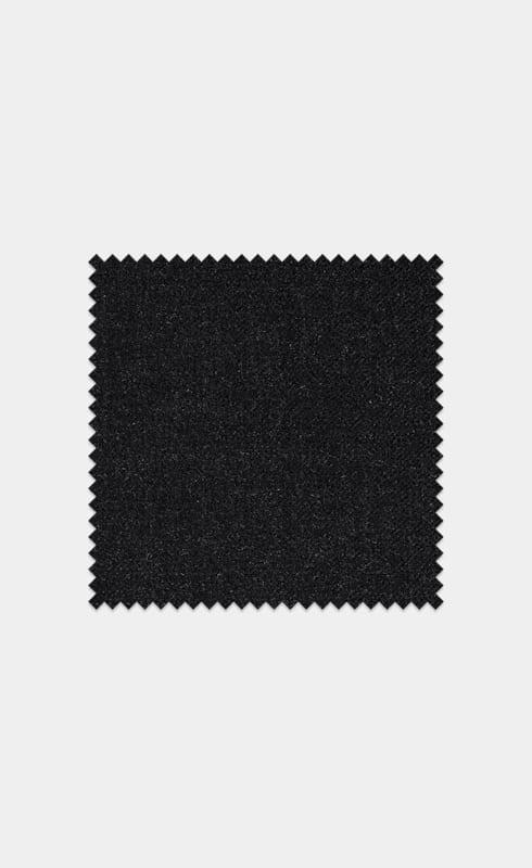 Dark Grey Pure Wool S110's