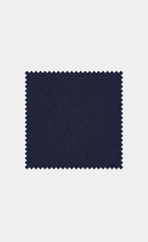 Navy Pure Wool