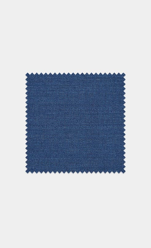 Mid Blue Pure Wool S110's