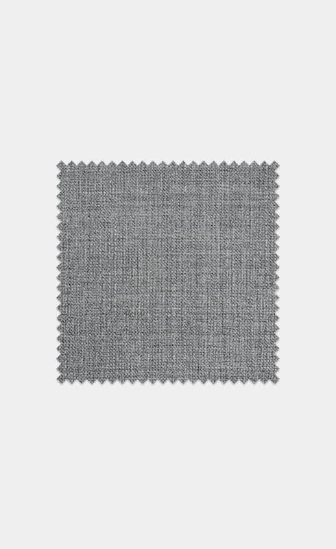 Light Grey Pure Tropical Wool