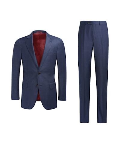 Mid Blue Sienna Suit
