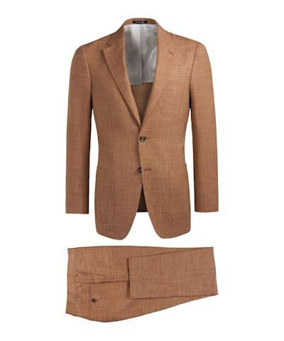 Light Brown Havana Suit