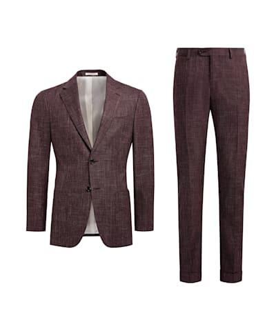 Purple Havana Suit