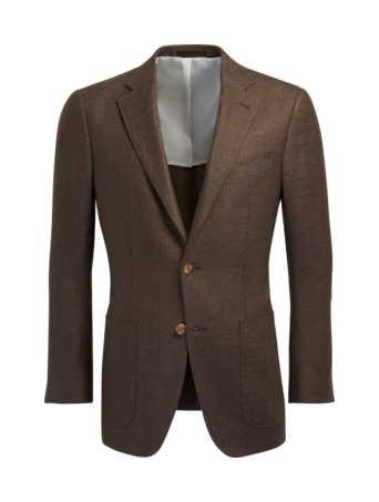 Brown Havana Jacket